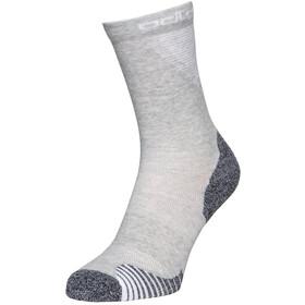 Odlo Active Warm Running Socks Crew, grigio